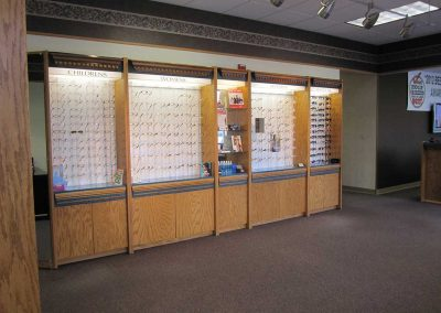 Eyecare office BEFORE